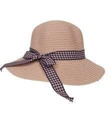 Klasyka damski kapelusz letni Lady English