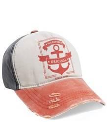 Kultowa Marynarska czapka daszek DESTROYED