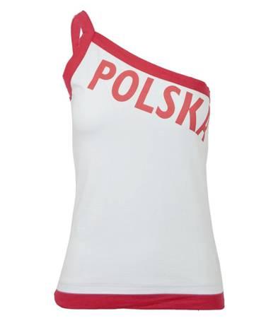 Bluzka na jedno ramię POLSKA