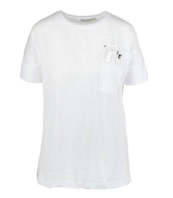 Cudowny T-Shirt bluzka LOVE animals