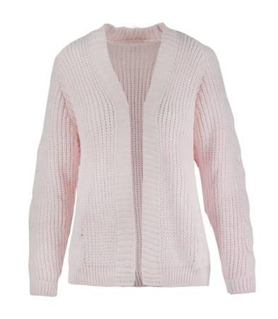 Modny ponadczasowy kardigan sweter