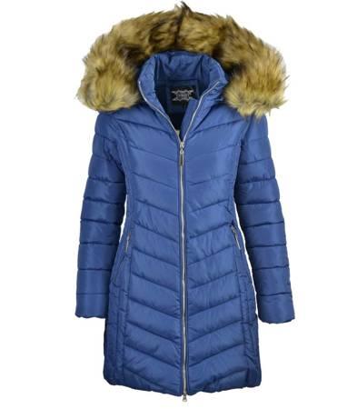 Ponadczasowy płaszczyk zimowy kurtka